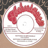 Interns - Nothing Is Impossible / Dub (Techniques) 12""